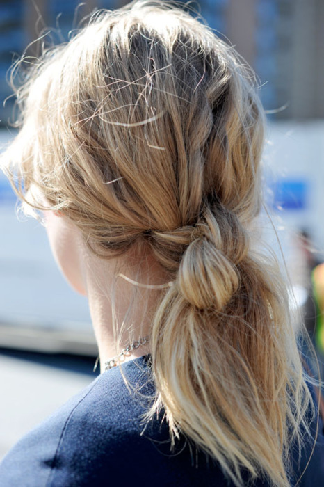 Summer Hair Look