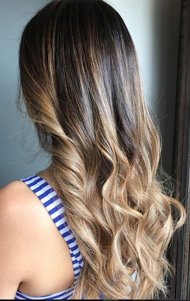 brunette-balayage-highlights