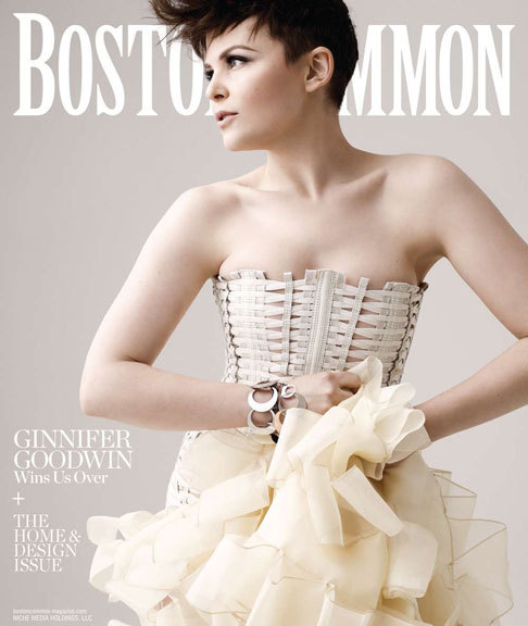 Ginnifer Goodwin Cover: May/June 2011