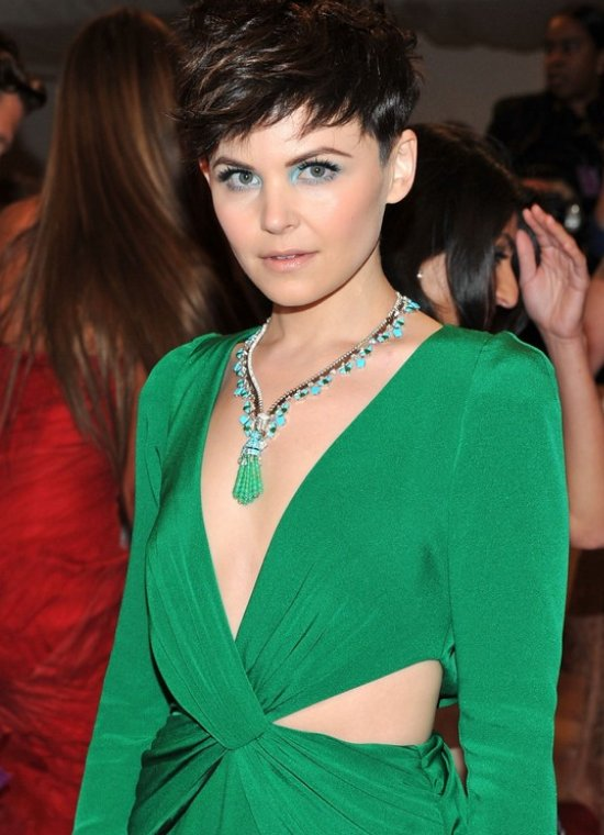 ginnifer goodwin short haircut. Ginnifer Goodwin,