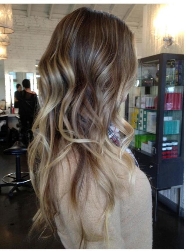 beachy hair photos