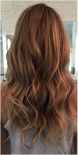 dark-blonde-highlights