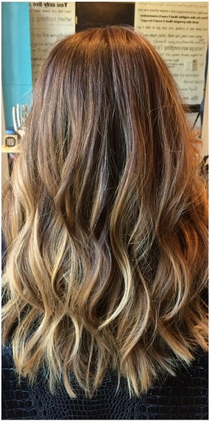 natural-looking-highlights-for-brunettes