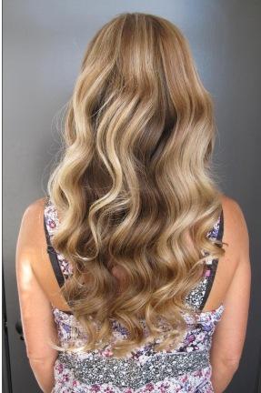natural blonde highlights 2013
