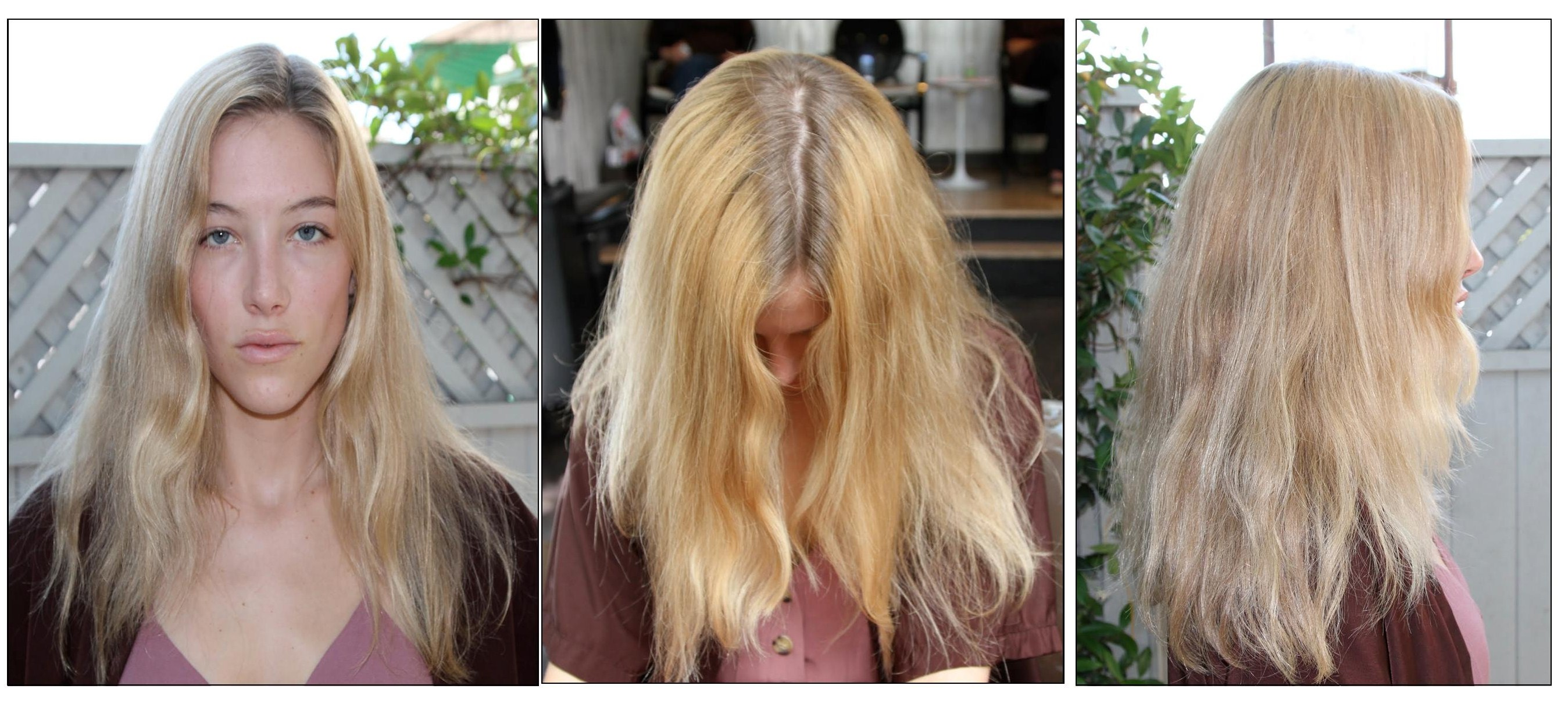 Gillian Zinser Hair Color This sun-kissed hair color by