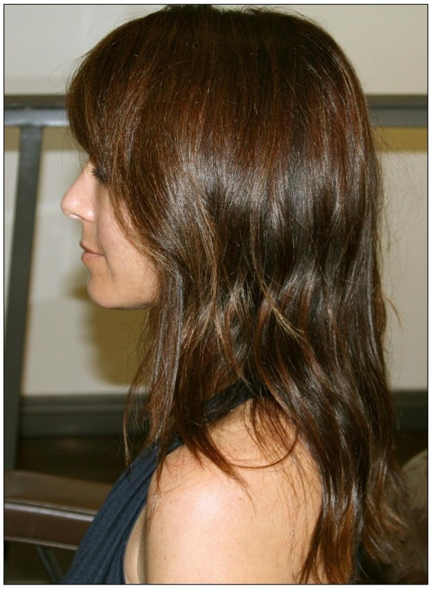 mocha brunette hair color ideas