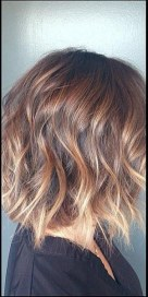 ombre for short hair