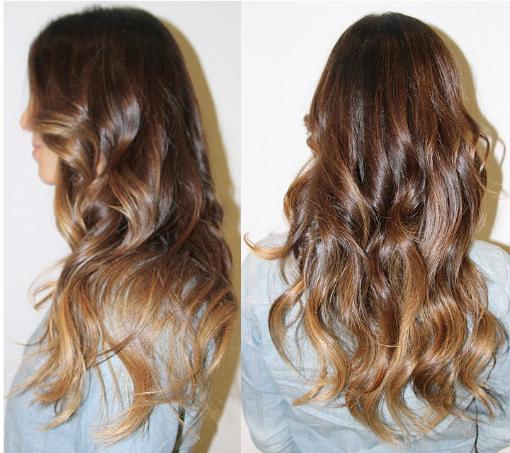 Beautiful Brunette Ombre | Neil George