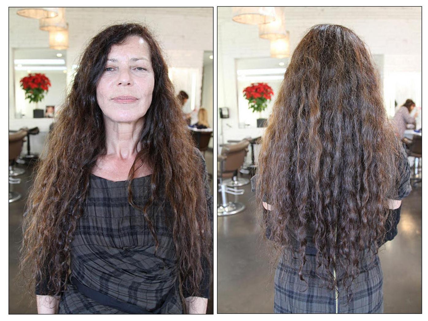 Hair makeover midori eco salon