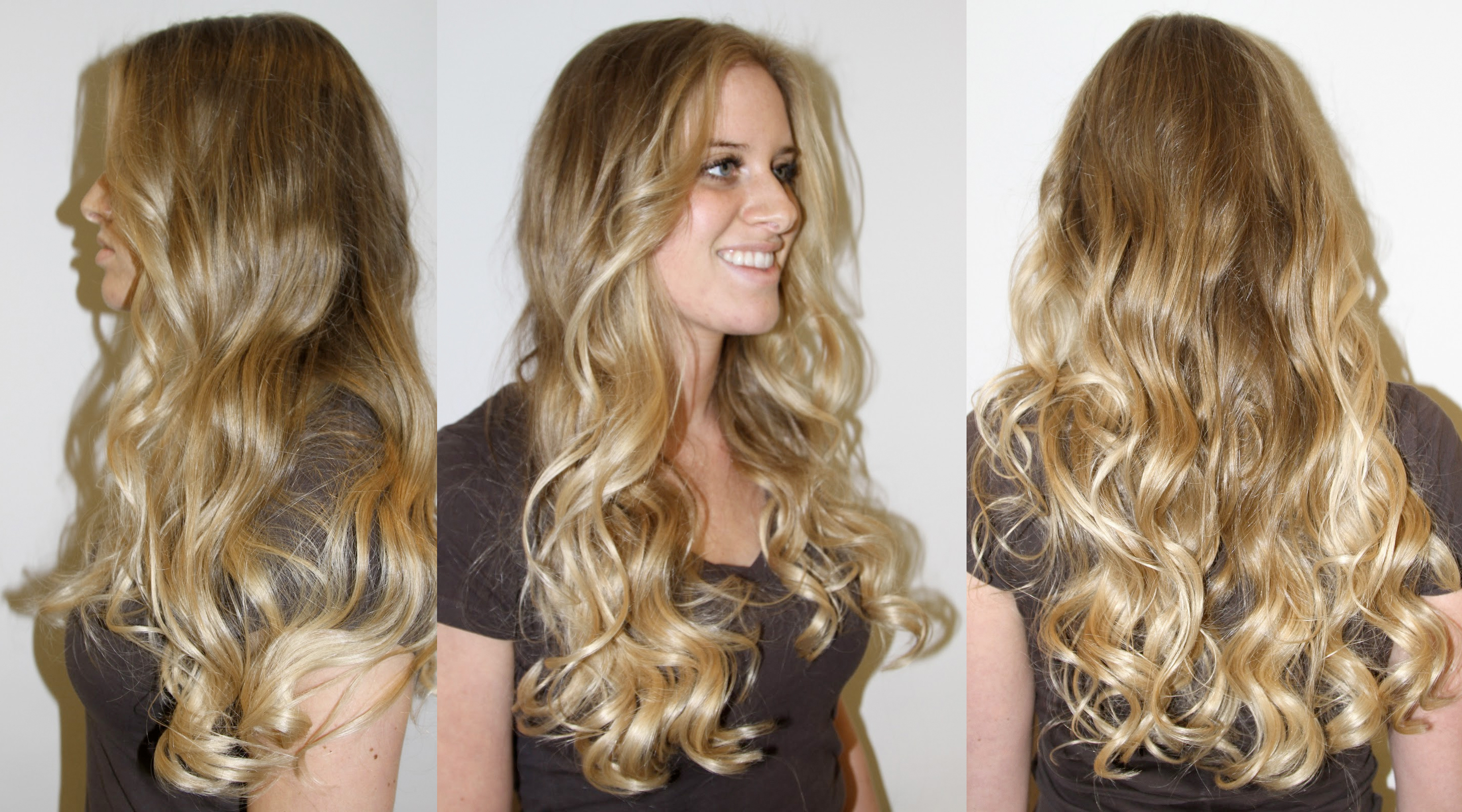 Before and After: Long and Blonde | Neil George