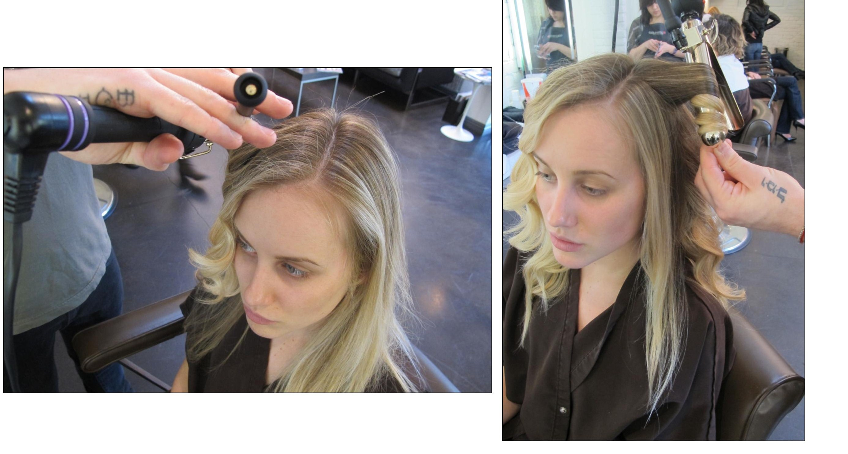 Do It Yourself Gorgeous Party Hairstyle Neil George