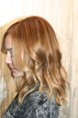 natural honey blonde hair color