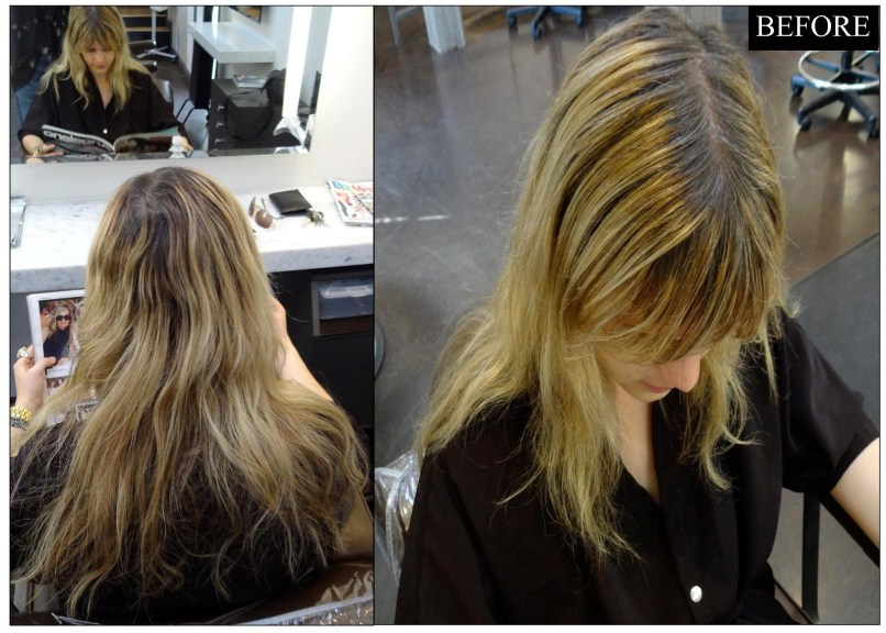 Retouch Roots Highlighted Hair Zieview