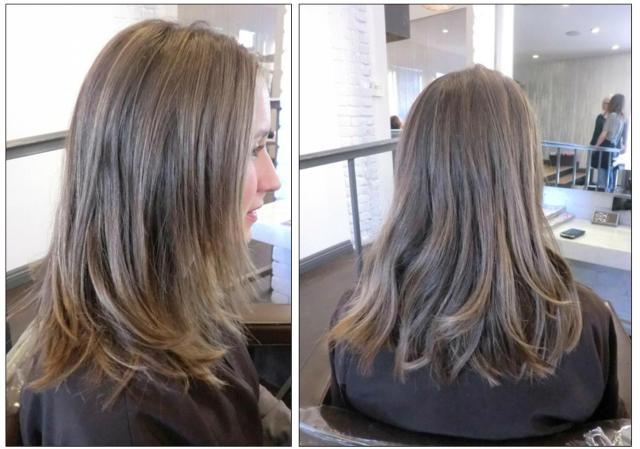 Auburn Brown Hair Color Neil George