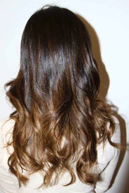 Subtle Brunette Ombre | Neil George