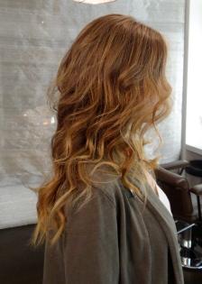 dark blonde