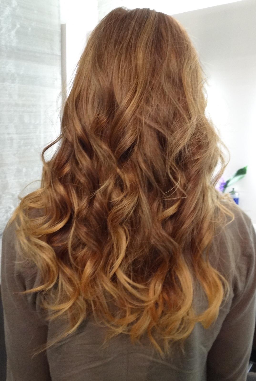 Dark Golden Blonde Hair 5