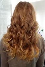 golden dark blonde