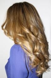 sandy blonde