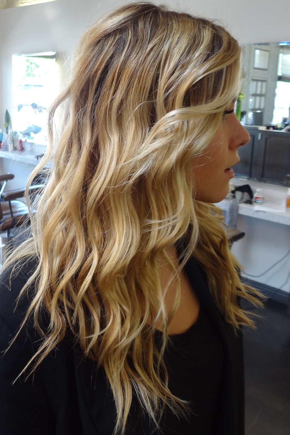 Beach Blonde Before Amp After Neil George