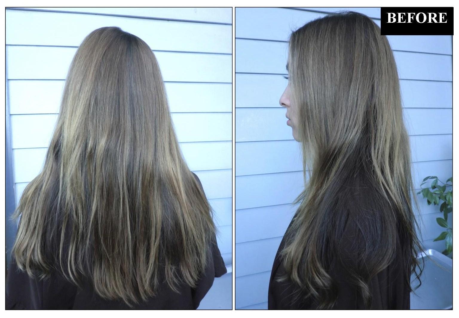 Brunette Hair Color Shades Neil George