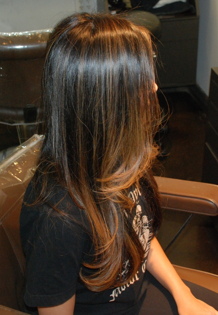 Touch Of Highlights For Summer Neil George