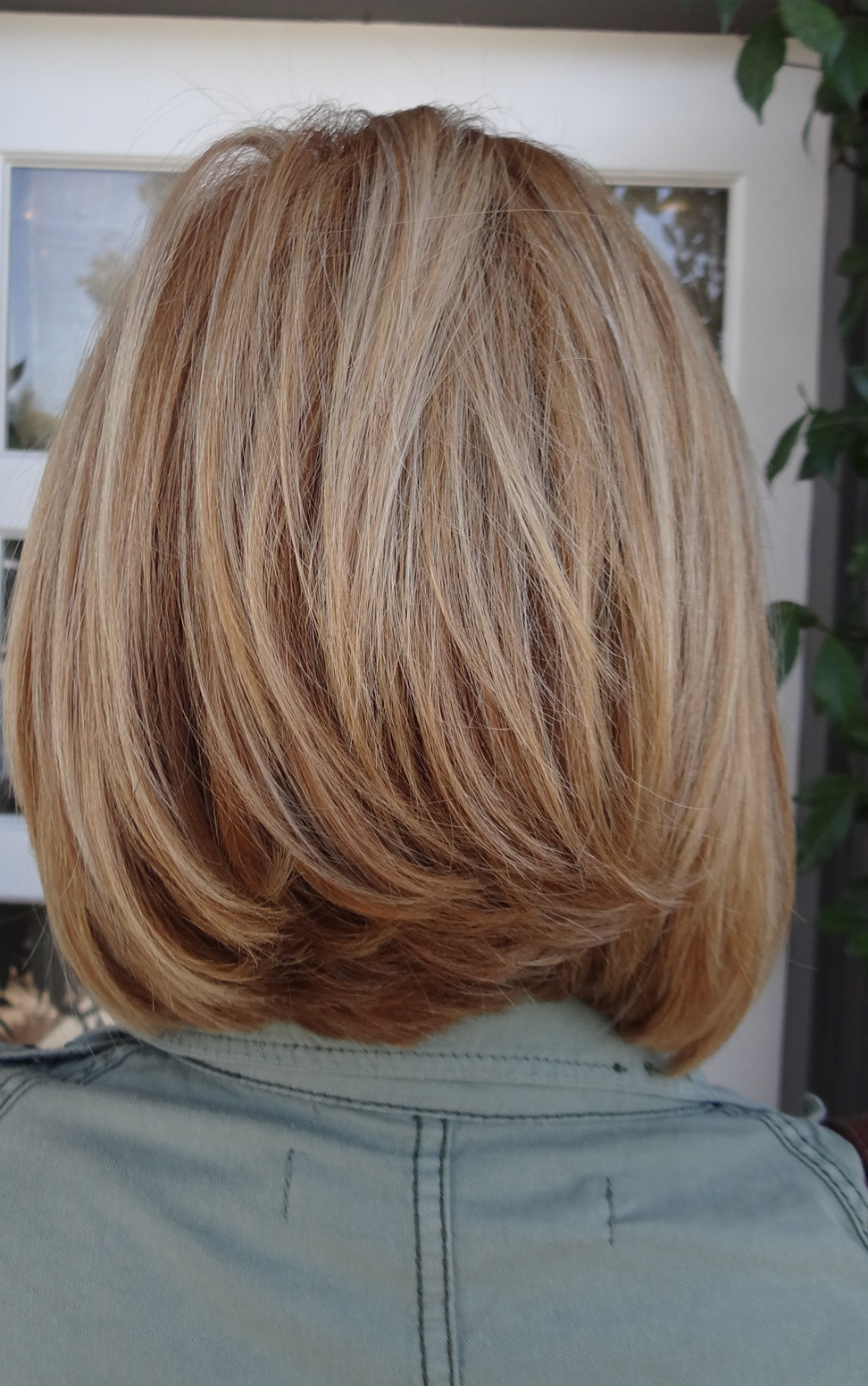 Cut And Color : Before and After: Tone Brassy Hair Neil George