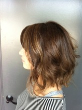hairstyle trends 2012