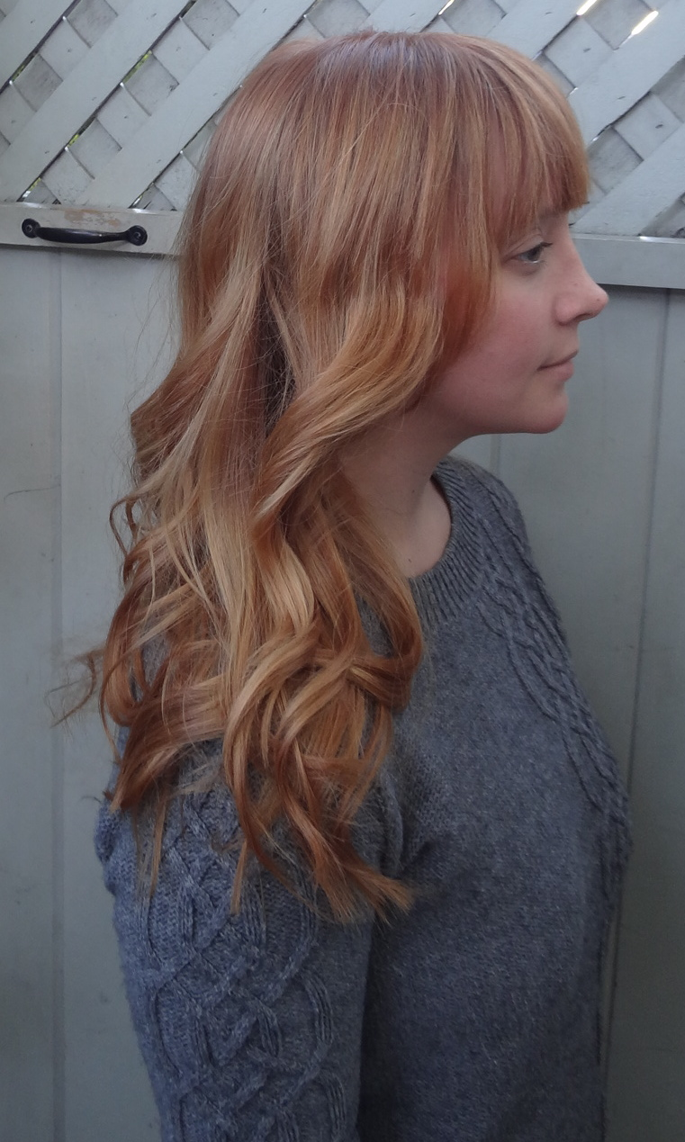 Hair And Make Up Artistry By Amber: Strawberry Blonde