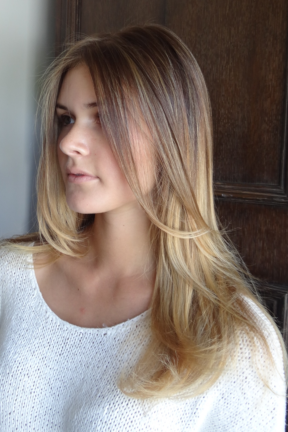 Hair And Make Up Artistry By Amber: The In-Between: Bronde Hair Color