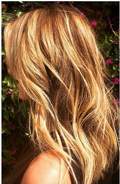 The In Between Bronde Hair Color Neil George