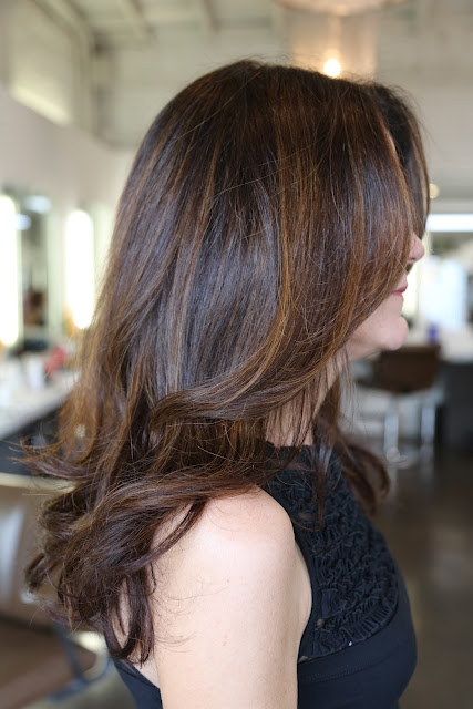 Brunette Hair Color Shades 121