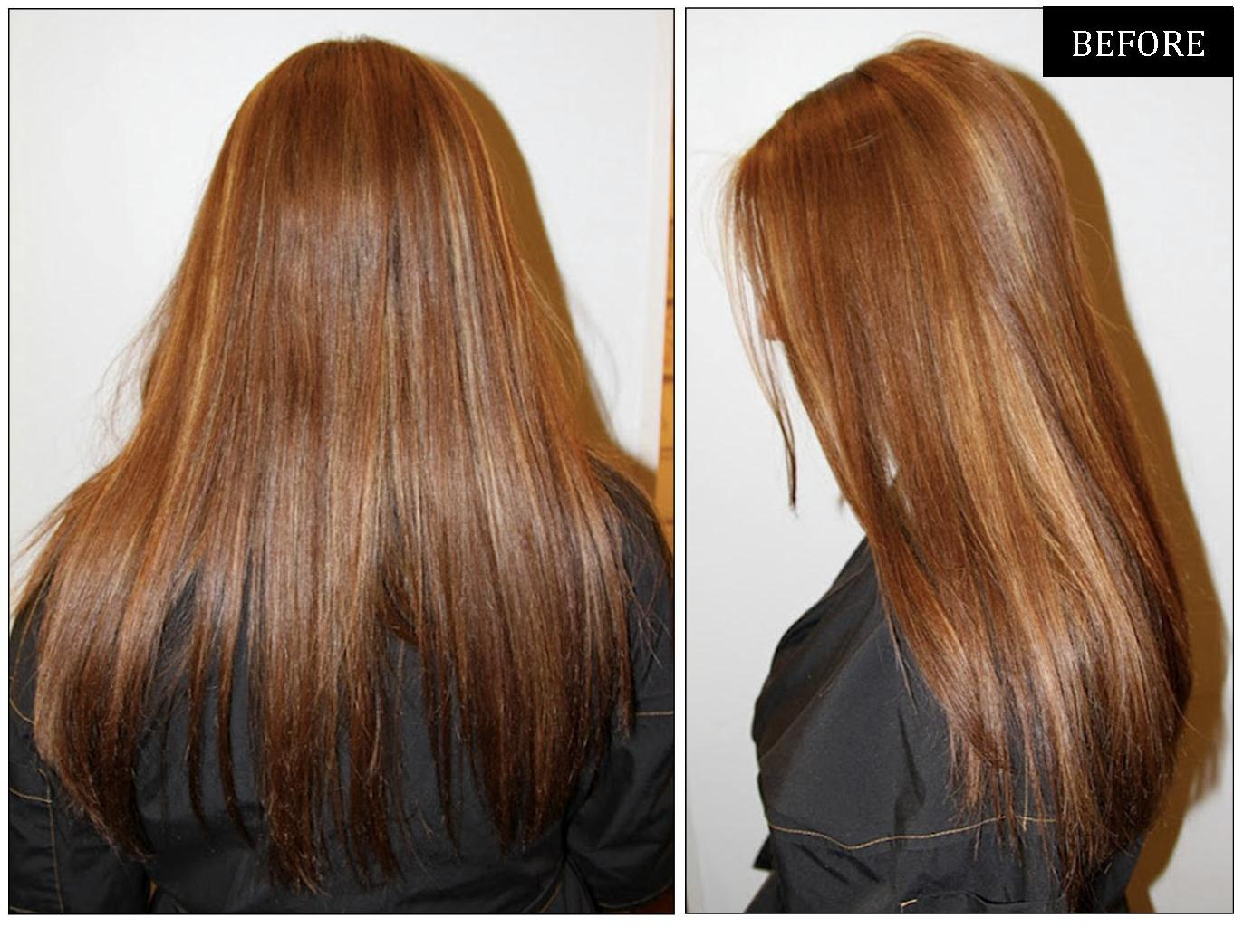 Honey Brown Hair Color Chart