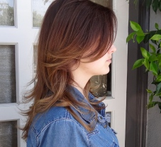 best warm brunette tones