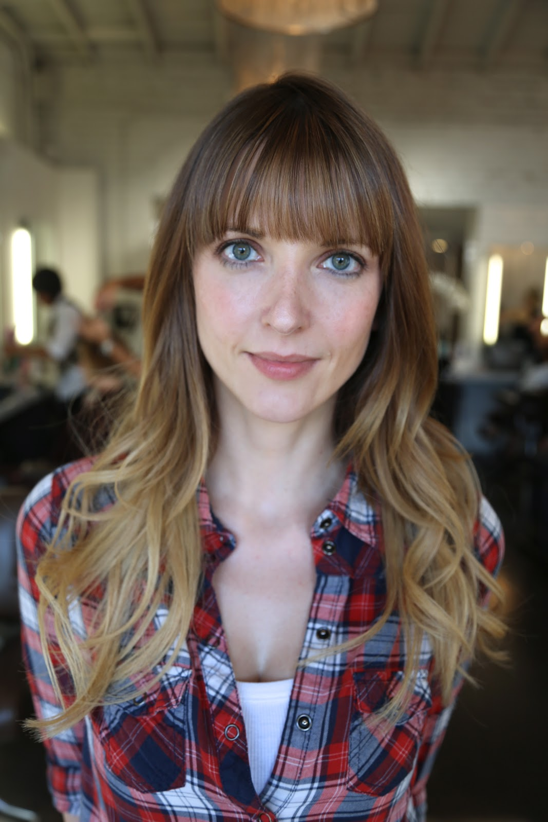 Before and After: Added Length and Ombre | Neil George