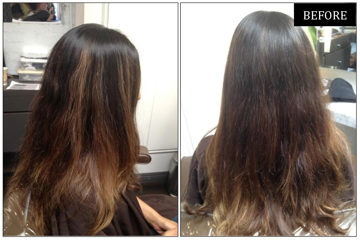 Hair Makeover Before And After Neil George