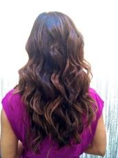 long brunette hair trends