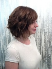 beachy bob hairstyle
