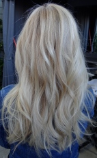 blonde hair color shades