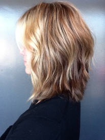 shoulder length hairstyles