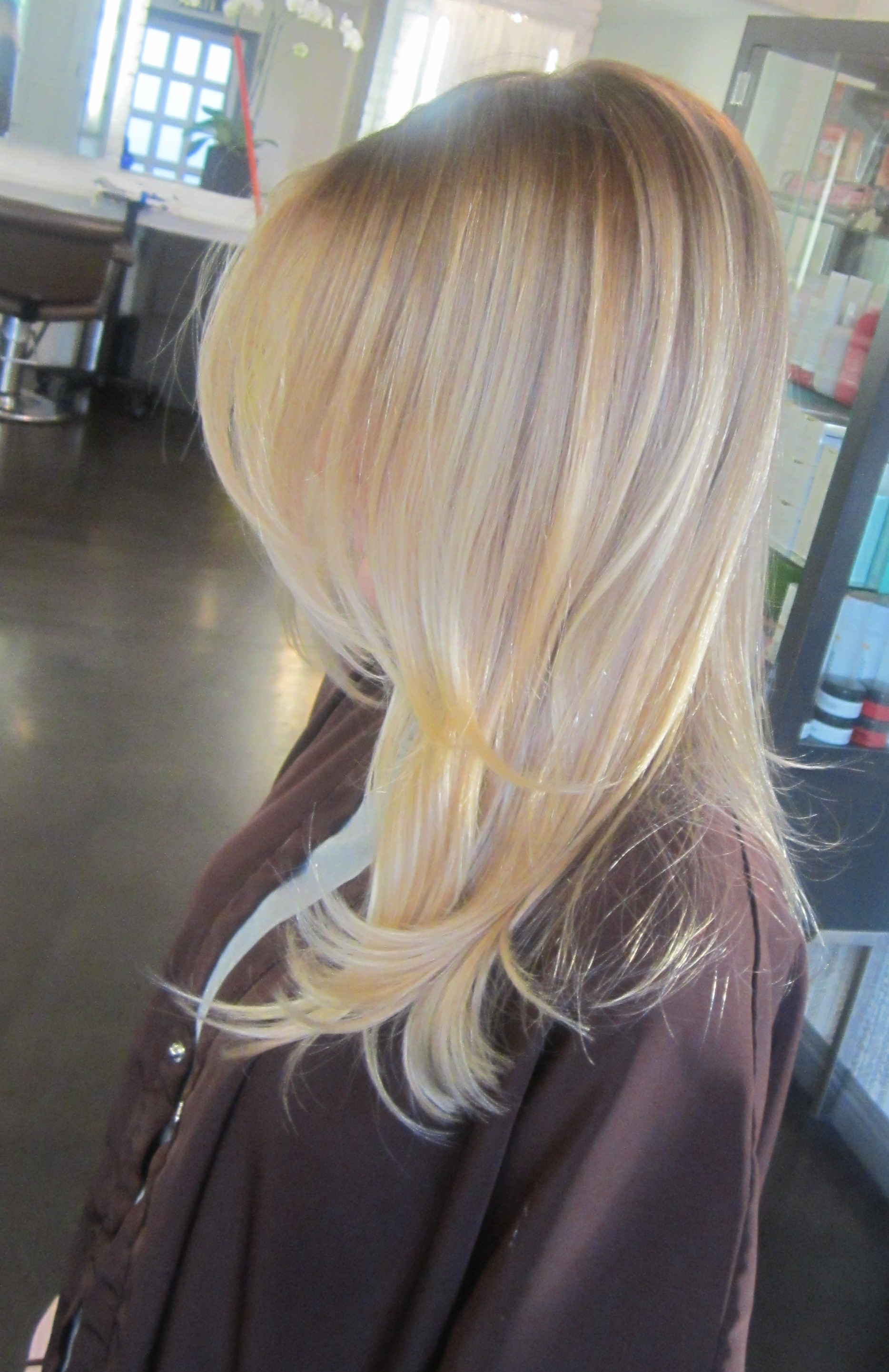 Blonde Highlights Neil George
