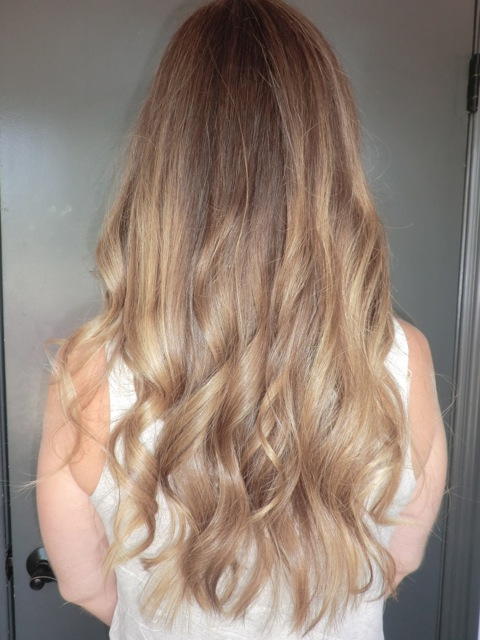 Dark Brown Hair Multi Color Highlights Hair Color Highlighting And