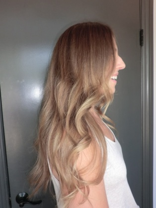 butterscotch hair color