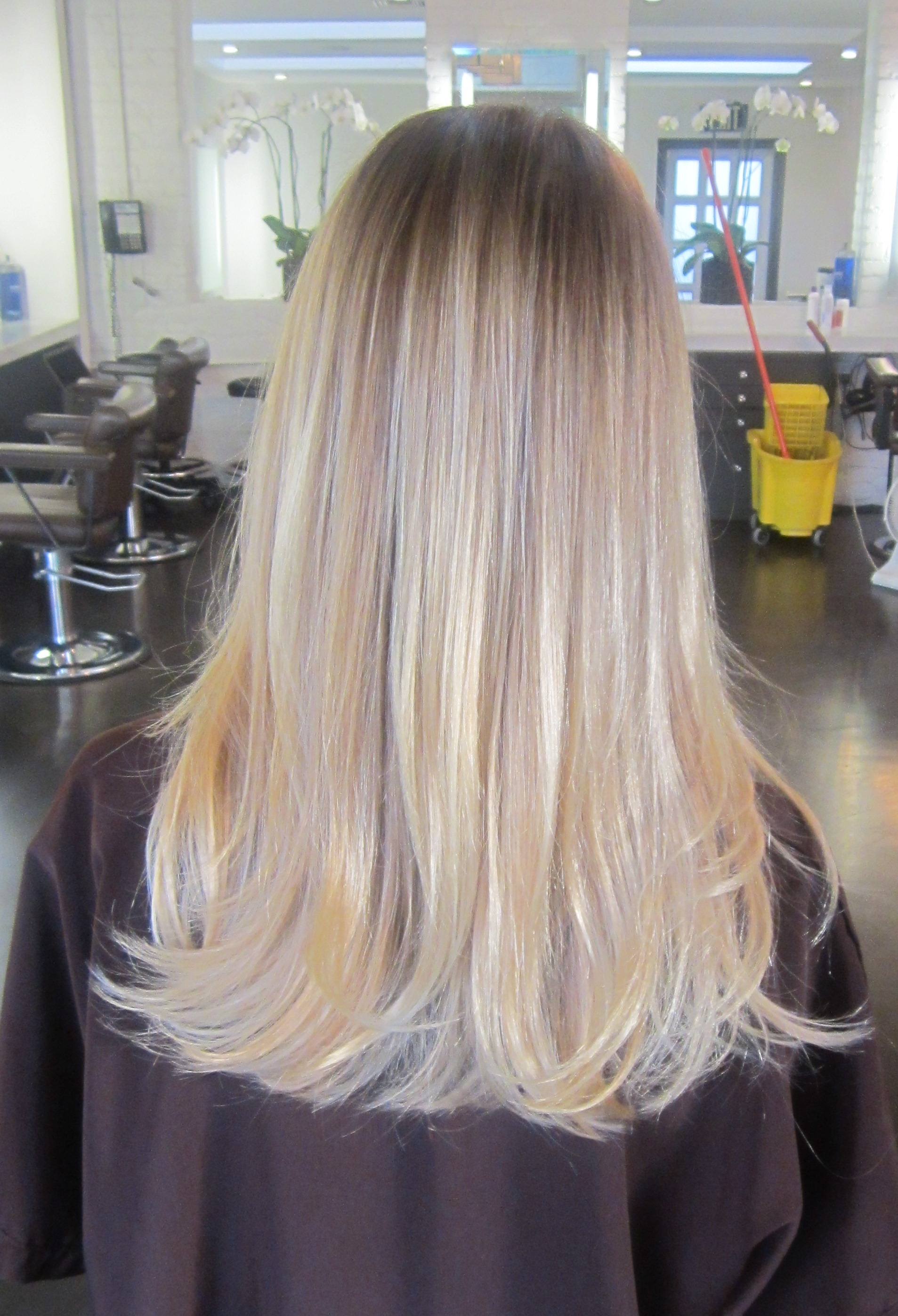 Light Ash Blonde | Neil George