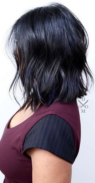 shoulder-length-long-bob