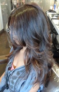 brown hair color shades