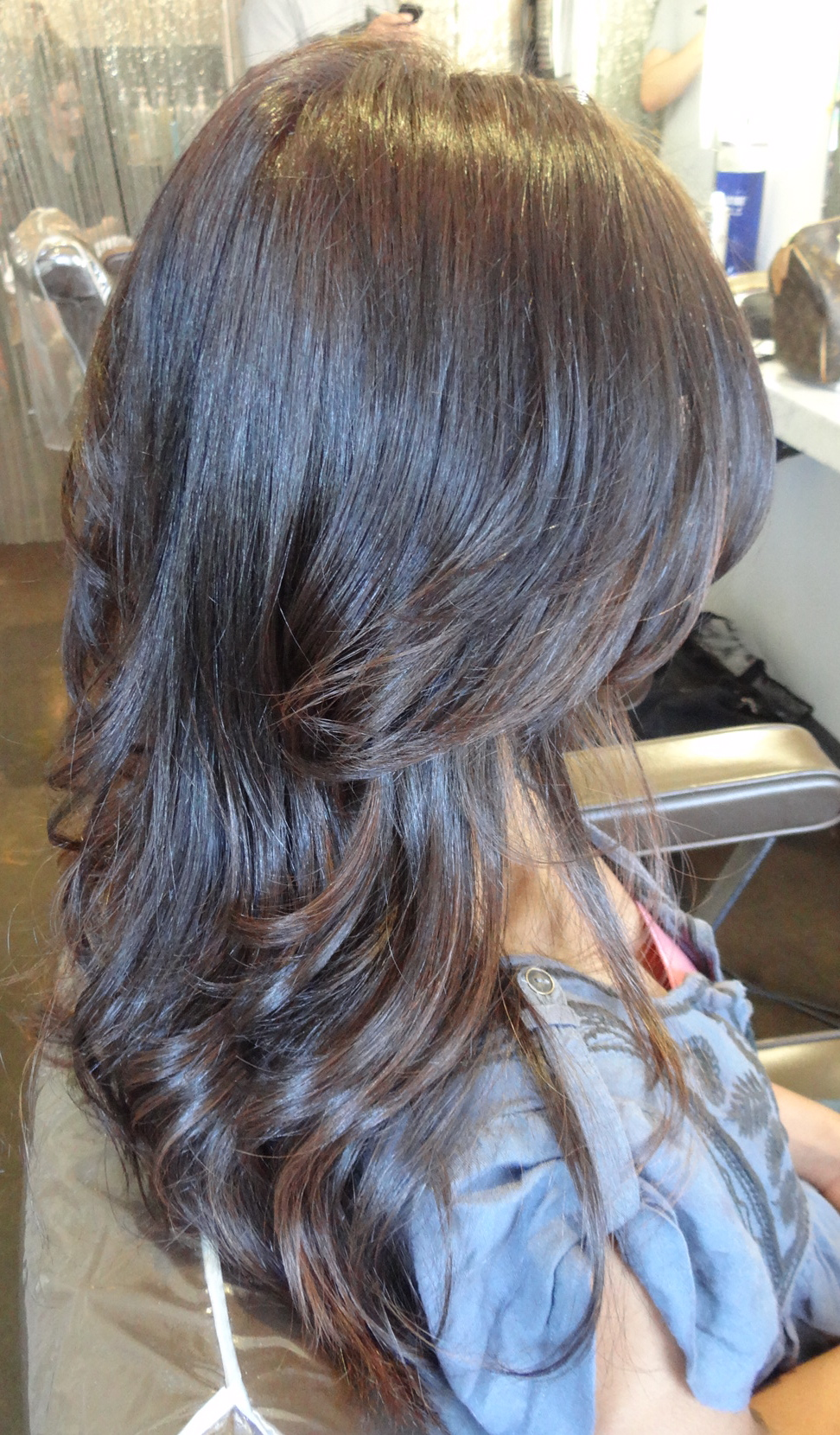Best Hair Color For Chocolate Brown Eyes