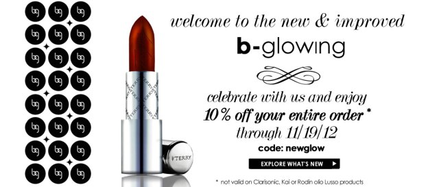 Today's top b-glowing coupon: 20% Off $60+ Makeup Purchase. Get 6 coupons for