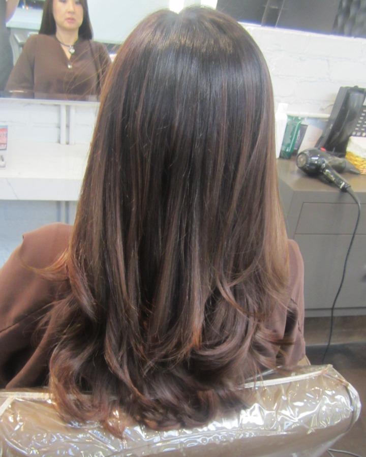 Dark Ash Brown Hair Color Neil George